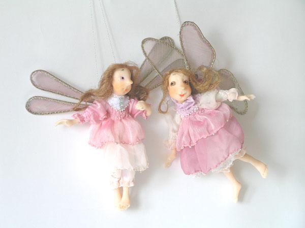 Эльфочки  авторская кукла